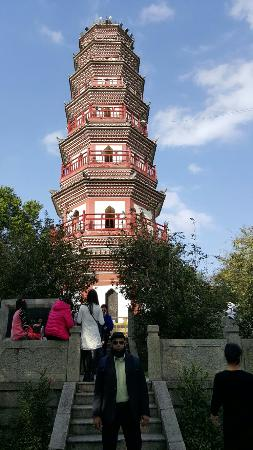 Zhongshan Fufeng Wen Tower