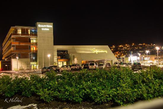 ulsteinvik hotell