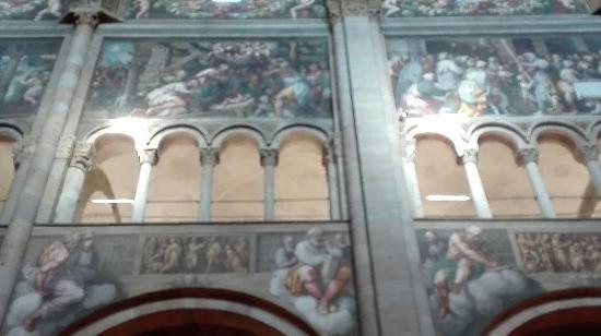 cattedrale di parma wandbemalung - Wandbemalung