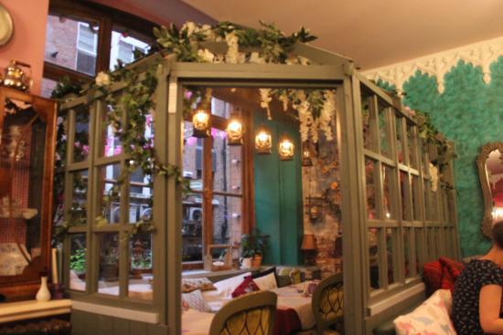 Richmonds Tea Room Manchester