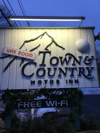 Bilde fra Town and Country Motor Inn
