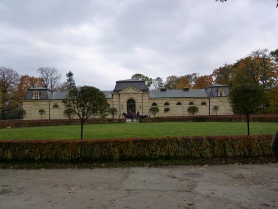 Lancut, Polen: Wozownia