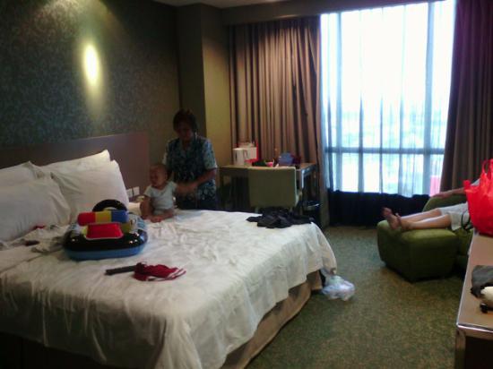 deluxe room picture of swiss belhotel mangga besar jakarta rh tripadvisor in