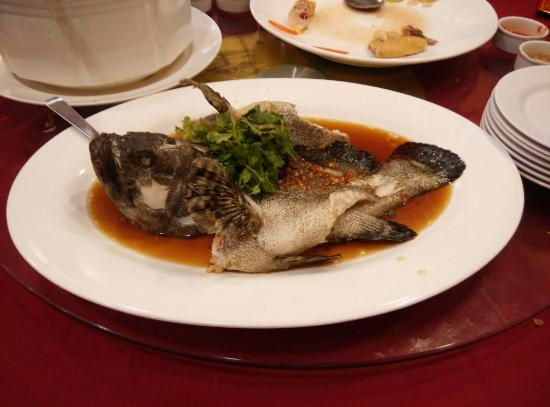 Lucky Seafood Restaurant : Fish