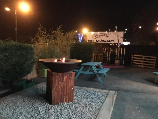 Albertville, França: Le Grizzly