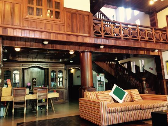 Siem Reap Rooms Guesthouse: Reception