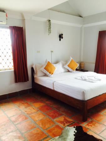 Siem Reap Rooms Guesthouse: Rooftop bedroom