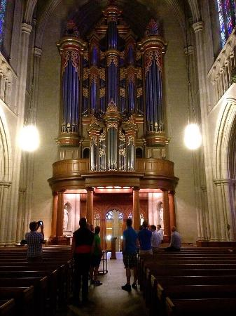 Durham, Carolina del Norte: Duke Univercity Chapel