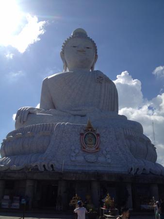 Chalong, Tailândia: Биг Будда