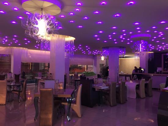 Hotel Vista Hermosa : Restaurante