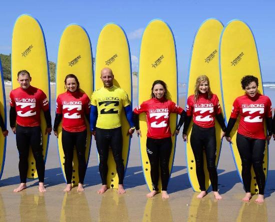 Portrush Surf School