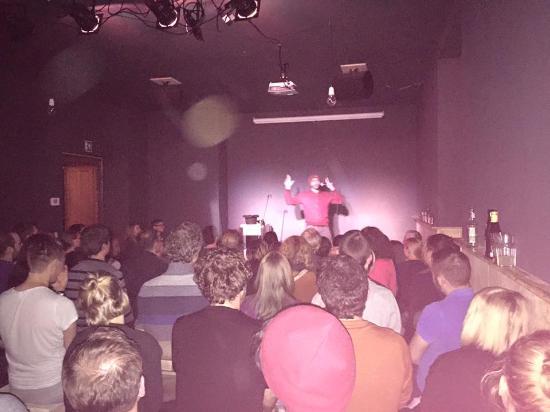 ComedySportz Berlin