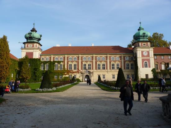 Lancut, Polen: Zamek