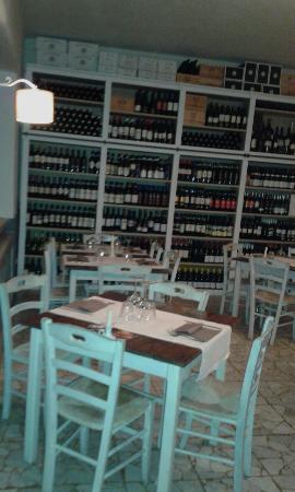 Massarosa, Italy: Interno ristorante