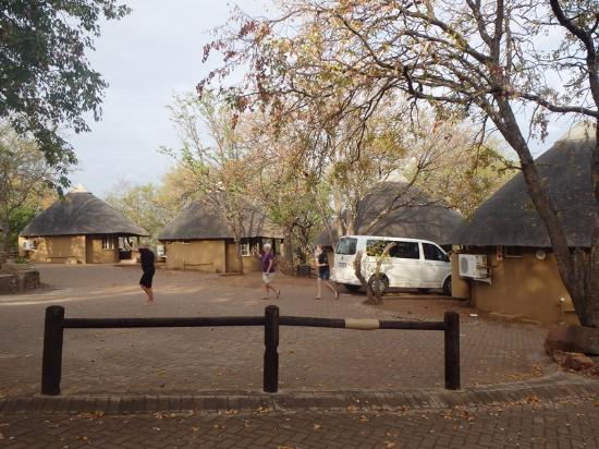 Olifants Rest Camp: Rondavels