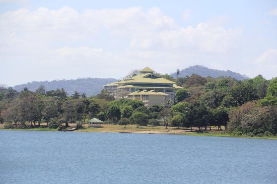 Provincia de San Jose, Costa Rica: Our rainforest hotel in the Gamboa region by the Chagres river