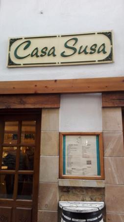 Bar Casa Susa