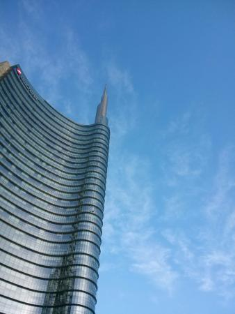 Torri Unicredit: Unicredit tower