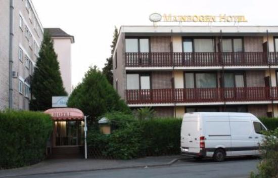 ホテル マインボーゲン