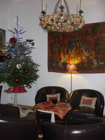 Botaniek  Hotel: petit salon de l'hotel