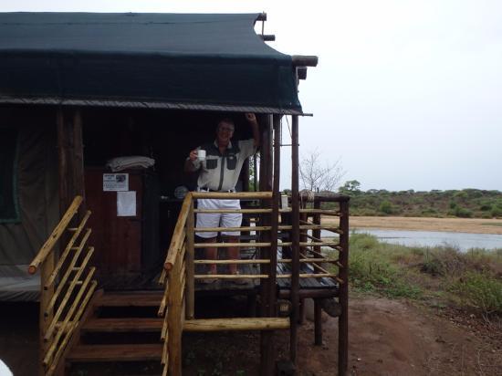 Lower Sabie Restcamp: Tented camp