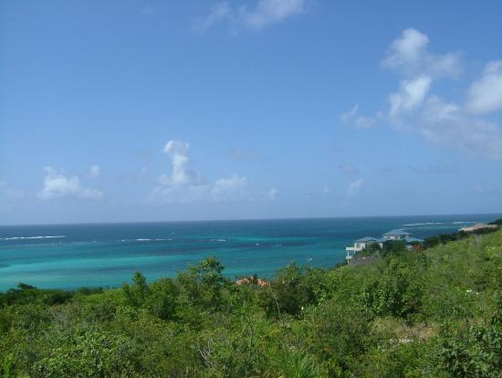 La vista da Island Harbour