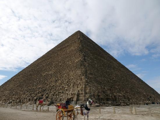 Egypt Fun Tours Day Trips: The Great Pyramid