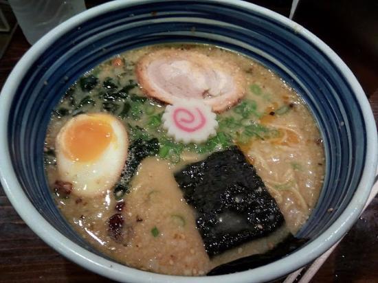 Ramen-ya Hiro: Ramen de Soja