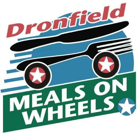 Dronfield, UK: Meal on wheels