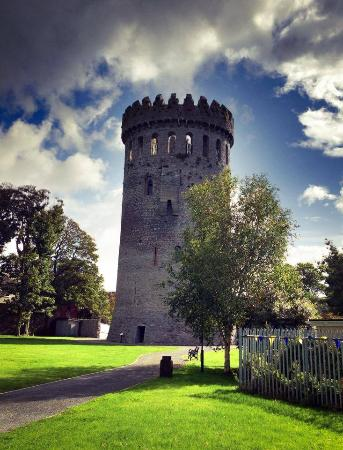 Nenagh, Ιρλανδία: Beautiful and majestic circular tower.