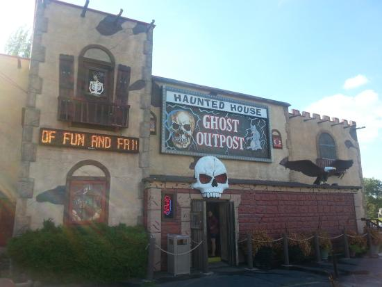 ghost outpost wisconsin dells 2019 all you need to know before rh tripadvisor com