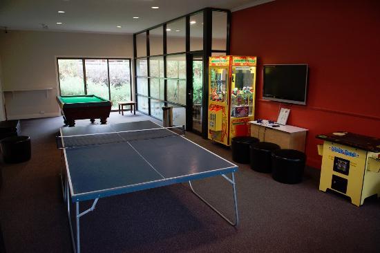 Seven Mile Beach, Australia: Games room