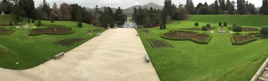 Enniskerry, Irlanda: Beautiful gardens