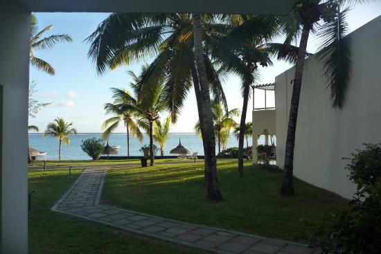 Ambre Resort - All Inclusive: What we woke up to every morning.
