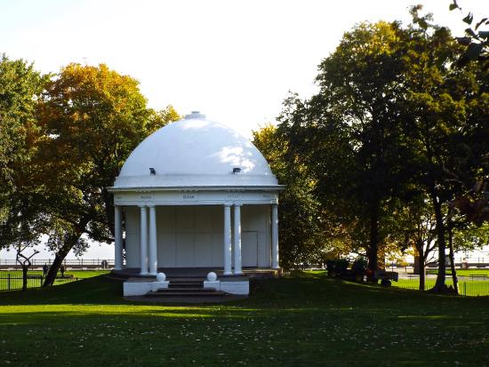 Wallasey, UK: The Bandstand