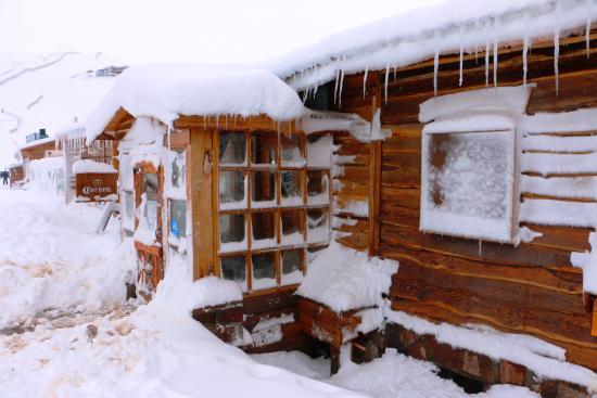 Farellones, Χιλή: Beem frio