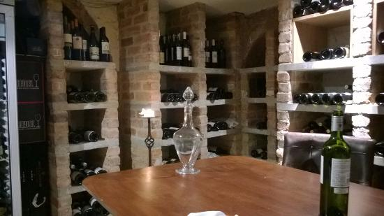 Table the wine cellar - Picture of Hotel du Vin & Bistro, Bristol ...
