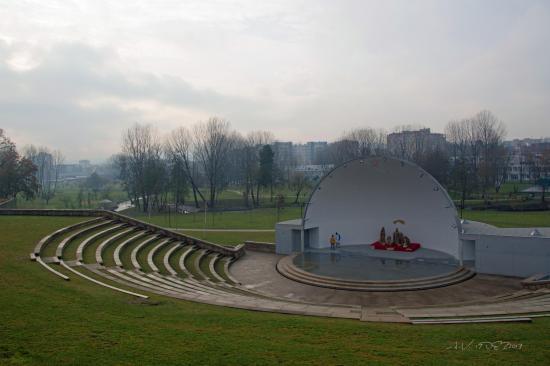 Vila Nova de Famalicao, Portugal: Parque das Devesas - Famalicão