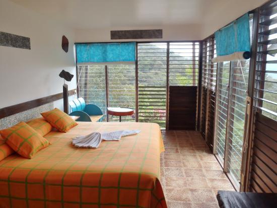 Celeste Mountain Lodge, hoteles en Rincon de La Vieja
