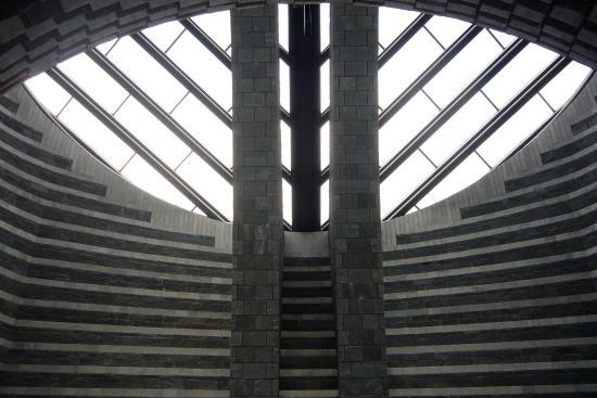 Mogno, Suíça: Dachkonstruktion