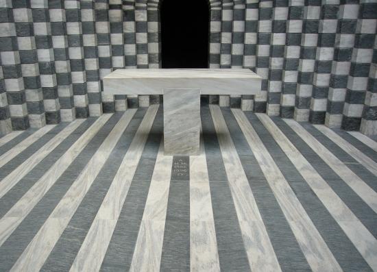 Mogno, Suíça: Altar