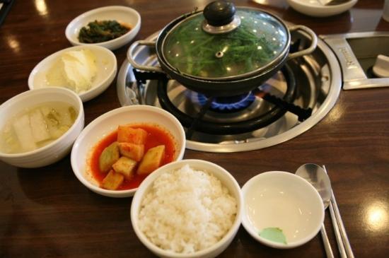 Singgeulbeonggeul Blowfish