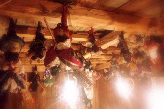 Badia, Italia: Occhio alle Streghe