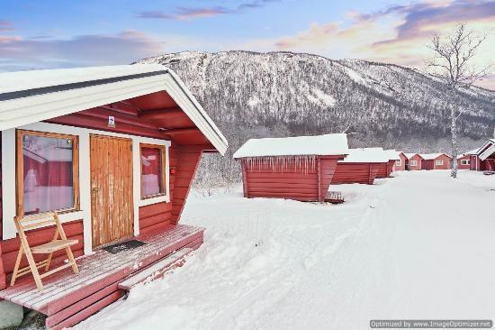 Troms, Norge: Economy Cottage