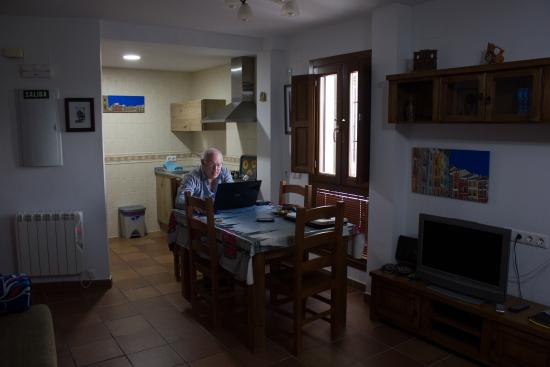 San Martin Apartamentos: Appartement voor 2 personen.