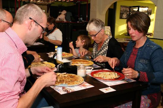 Hengelo, Niederlande: mmm dat is lekker