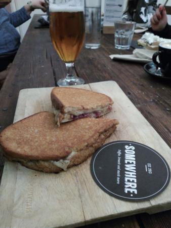 Sant Cugat del Valles, İspanya: Sandwich Somewhere