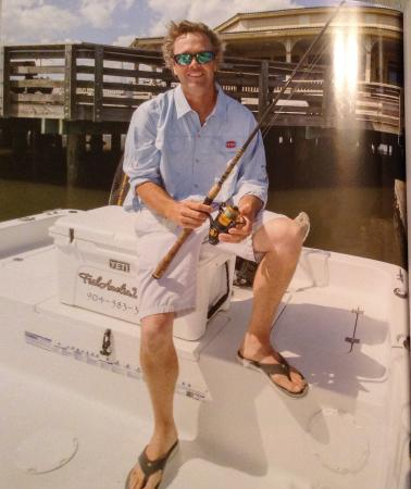 Fernandina Beach, FL: Capt. Danny