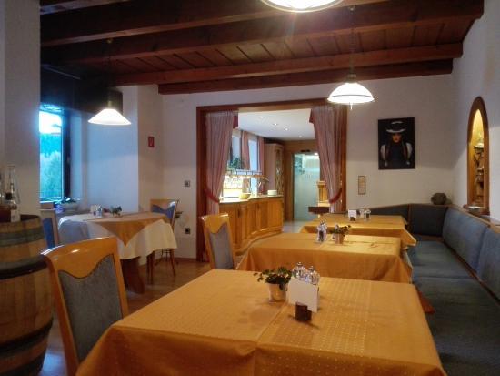 Lauterbach, Tyskland: Speisesaal Mittags