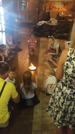 Bila Tserkva, Ukraina: детские праздники по воскресеньям
